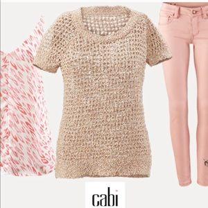 CAbi Sorbet Pullover Sweater